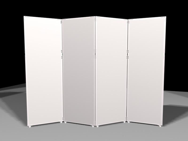Linea clipper pannelli divisori pareti mobili separ for Pannelli divisori per ufficio prezzi
