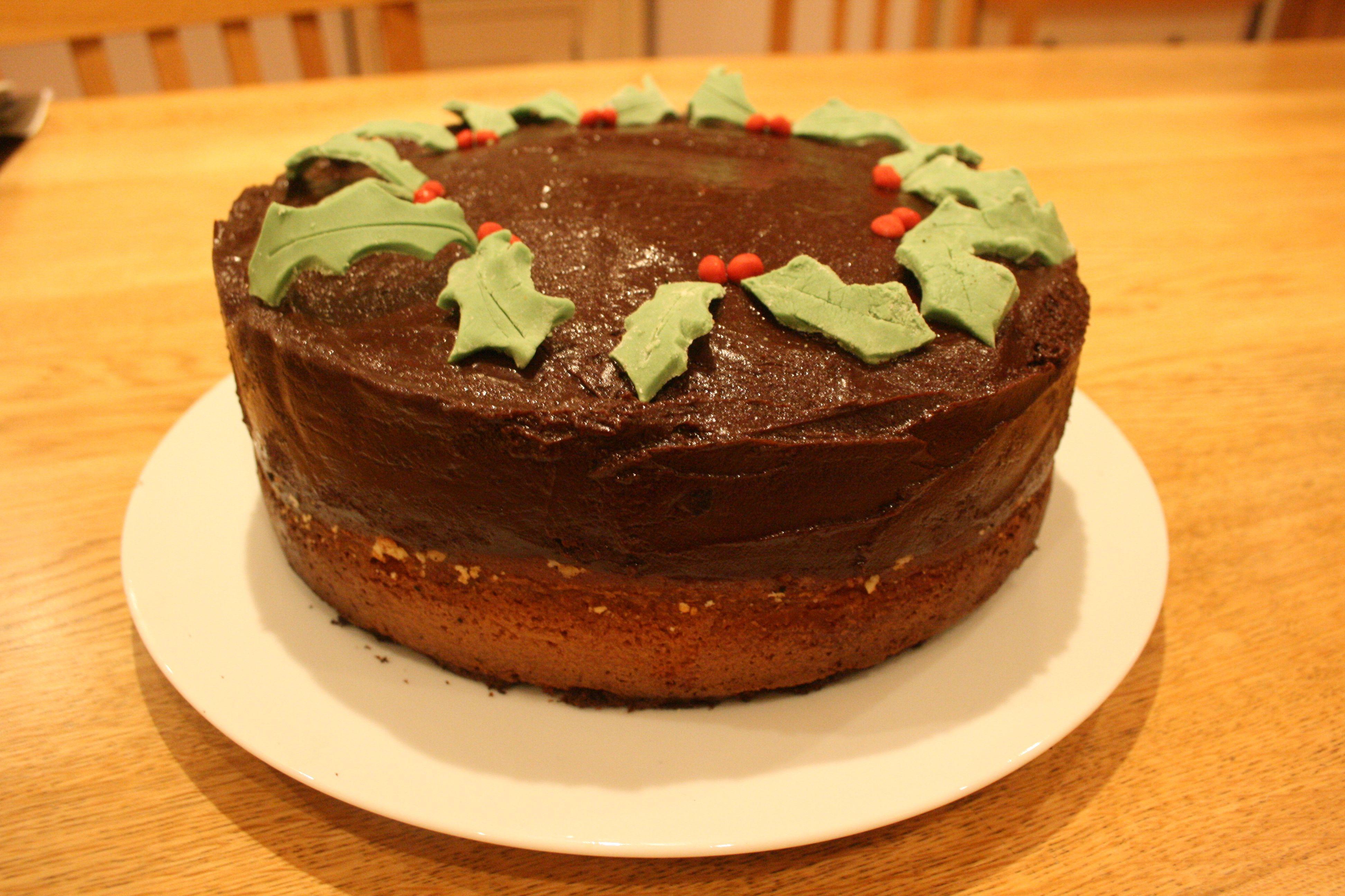 Alternative Christmas Cake.Tunis Cake Mary Berry Alternative Christmas Cake Cakes