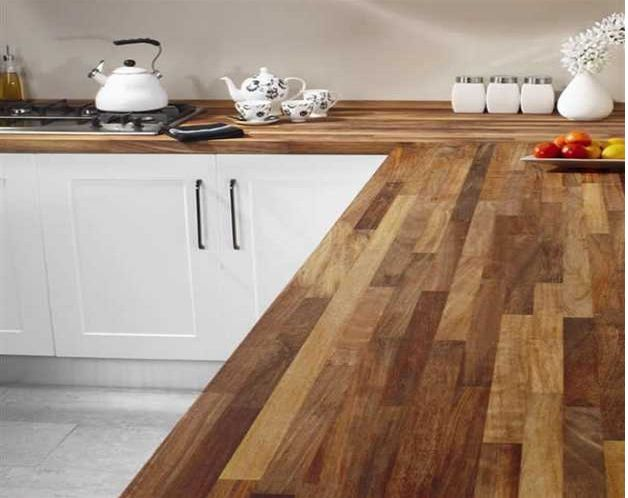 Solid Wood Worktops Wood Countertops Finger Jointed Panale