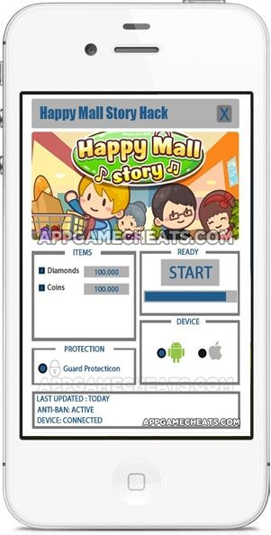 Happy Mall Story Cheats Hack Gaming Tools For Real Gamers In 2018