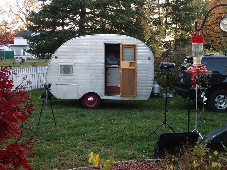 1955 Bellwood All Original Trailer For Sale Trailers For Sale