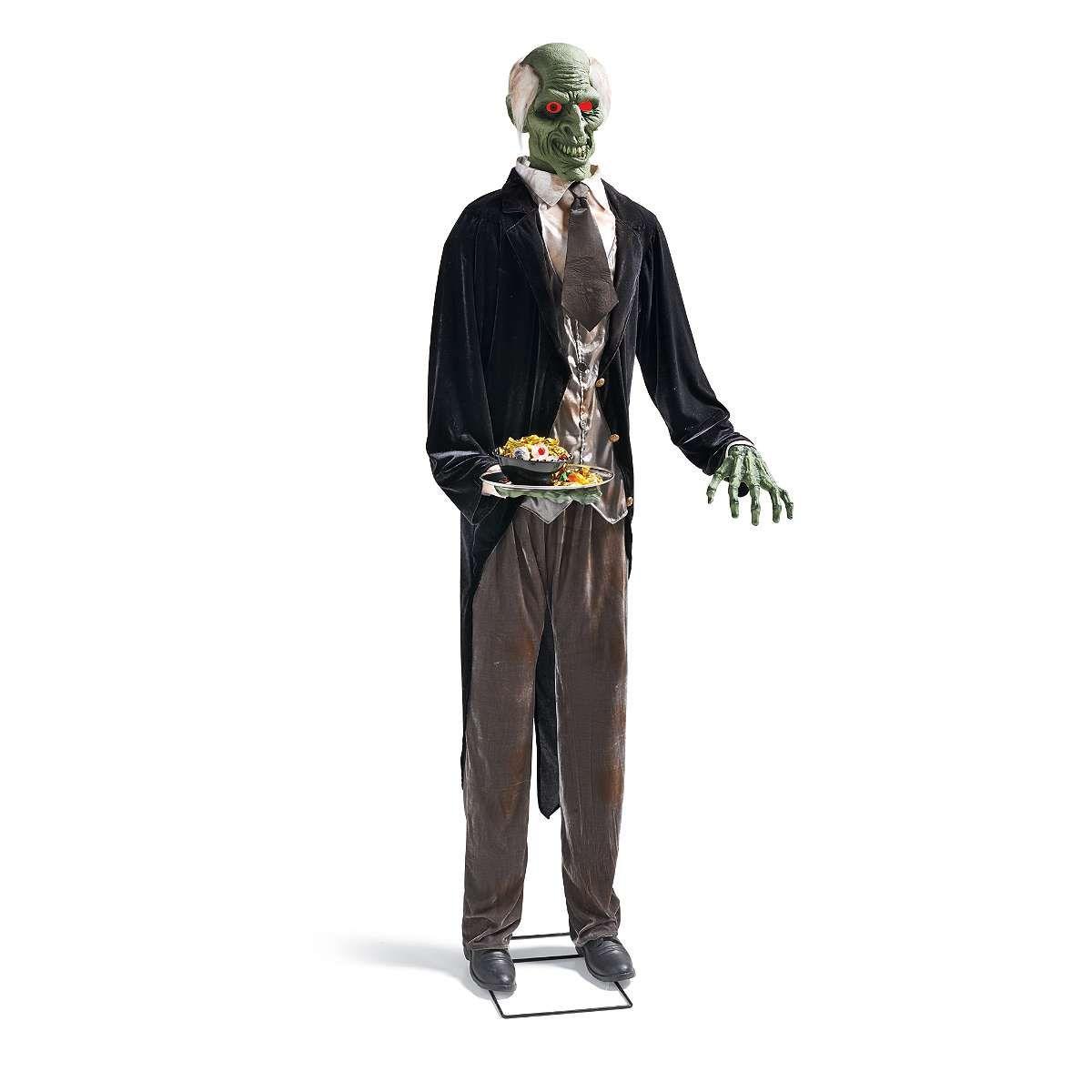 Winston The Butler Animated Figure - Grandin Road