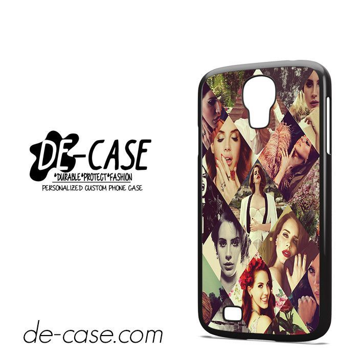 Lana Del Rey Collage DEAL-6322 Samsung Phonecase Cover For Samsung Galaxy S4 / S4 Mini