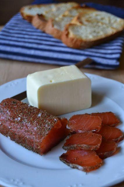 Salmón marinado #homemade http://www.sweetaddict.es/2013/11/salmon-marinado-home-made.html