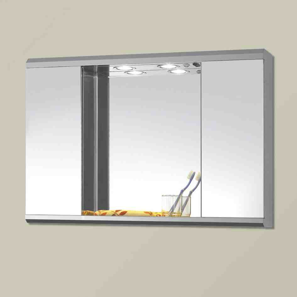 Bathroom mirror cabinet ideas - Mirror Mirror Cabinet For Bathroom