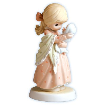 Precious Moments Mother's Day Porcelain Figurine: A Love Like No Other $45.00
