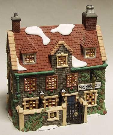 Value Of Dickens Village Pieces Department 56 Dickens