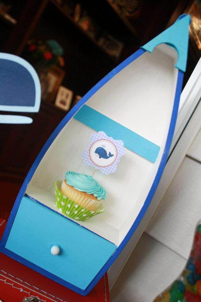 Nautical Baby Shower Party Ideas | Photo 2 of 36 | Catch My Party