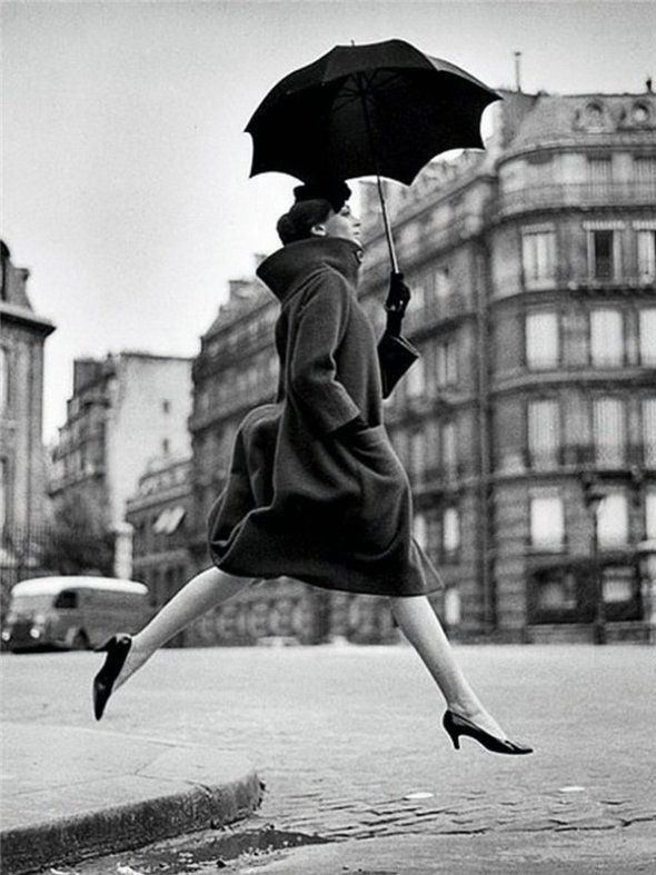 Jump Portrait Action Fashion 1957 Richard Avedon Jumpportrait