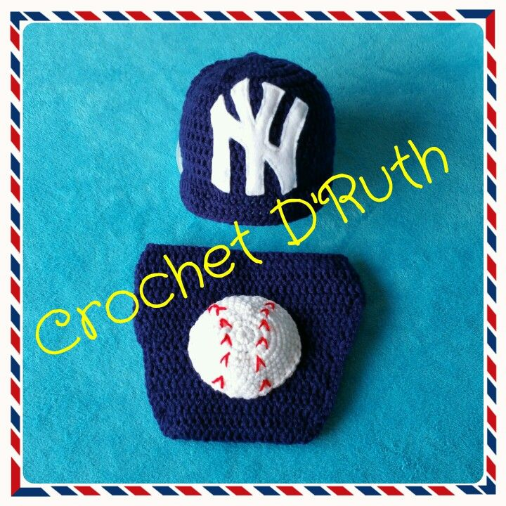 Crochet  Set baby  #baseballcrochet  #tejido#bebe