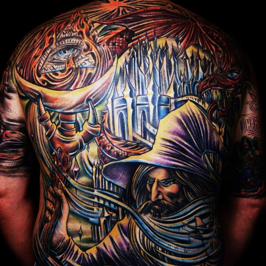 Award winning tattoos by steveo text directly 916640