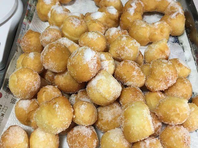 レシピ 薄力粉 ドーナツ