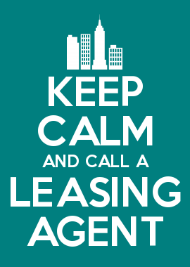 Keep Calm And Call A Leasing Agent Apartment Lease Living Resident Retention