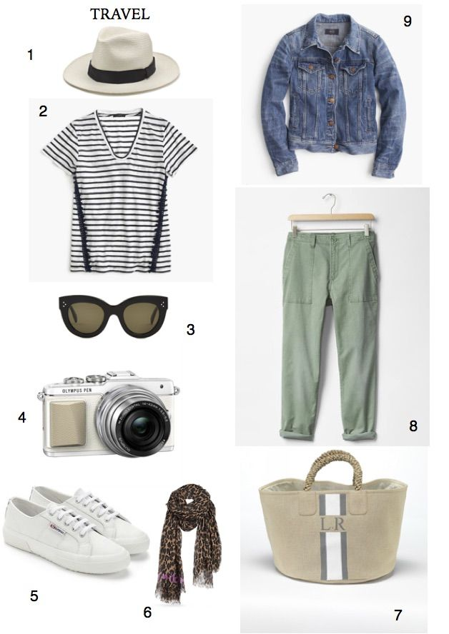 The perfect travel outfit & essentials | Fashionmumof40 blog