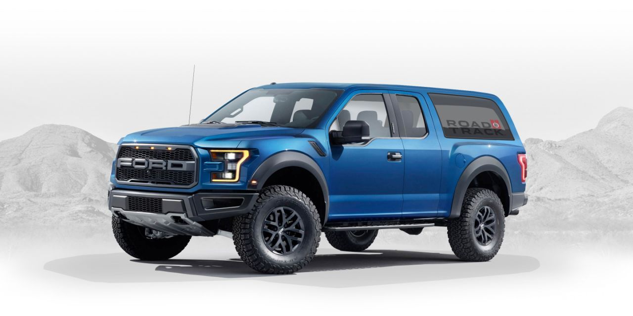 Everything we know about the new bronco and ranger 2017 ford raptorraptors future