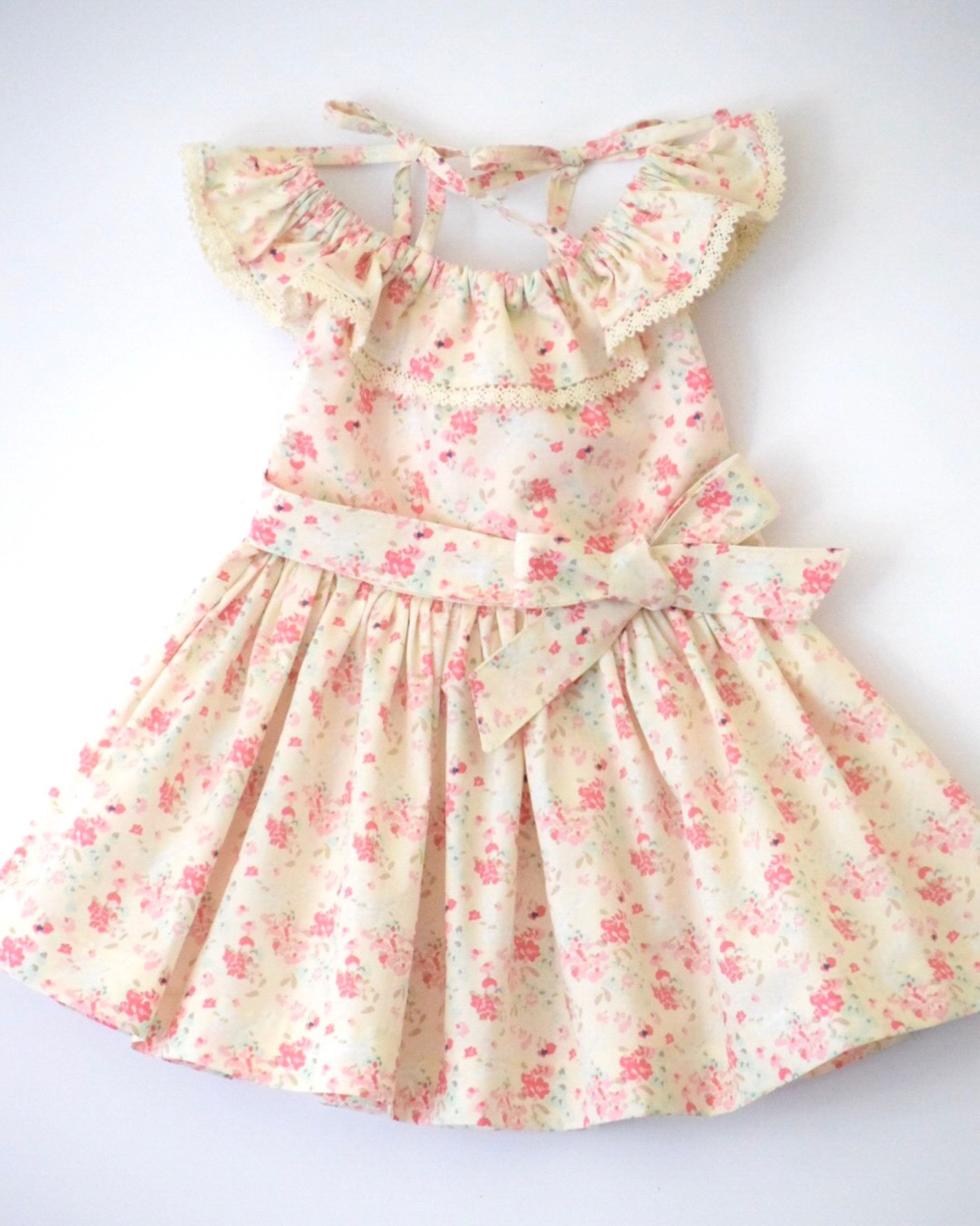 Spring girls dresses photo exclusive photo