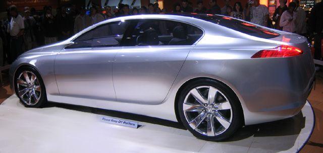 Lexus LFS La auto show