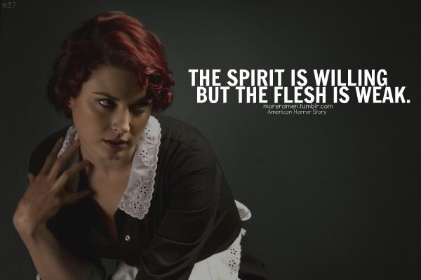 American Horror Story Quotes American Horror Story Moira Quotes