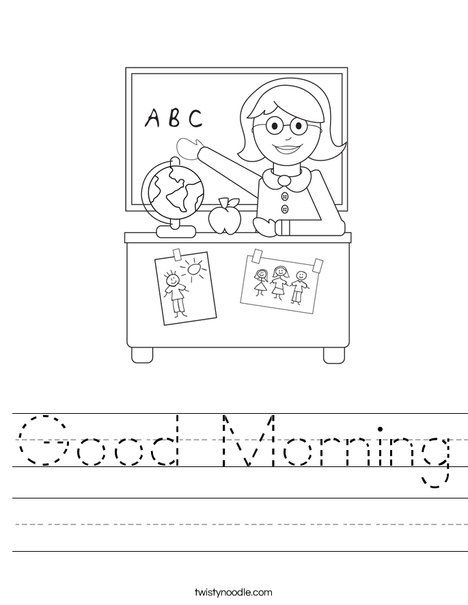 Check Out Free Good Morning Activities Images Pictures Hd Wallpapers Text Messages Ca Welcome To Preschool Preschool Coloring Pages Welcome To Kindergarten