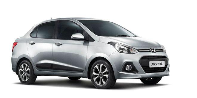 Hyundai Xcent Compact Sedan Production To Be Increased Sedan Mobil New Delhi