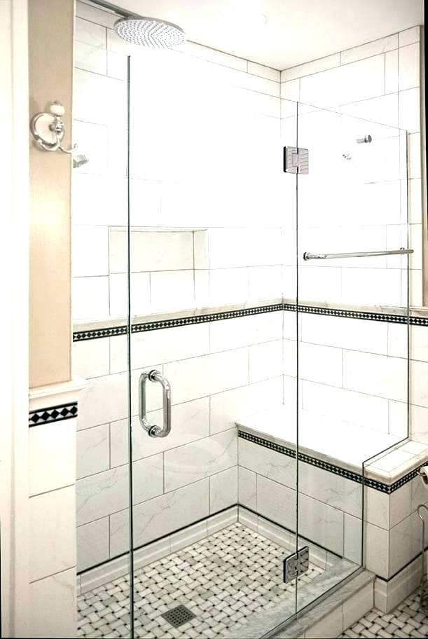 Inspiring Glass Shower Seat Stall With Door Repair Seattle Doors Area Bench Ideas Contemporary Bathroom Shower Bench Small Shower Remodel Shower Bench Built In