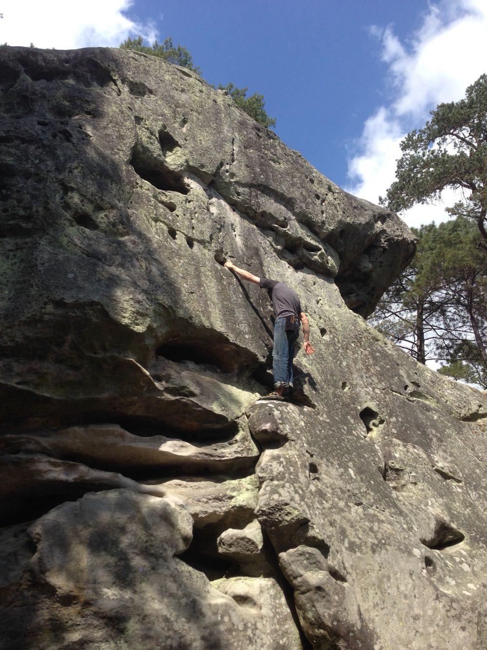 Epingle Sur Climbing Pictures