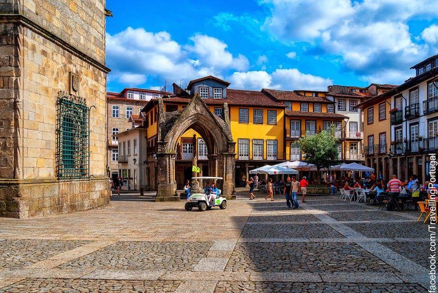 Guimaraes Norte de Portugal | Portugal Turismo
