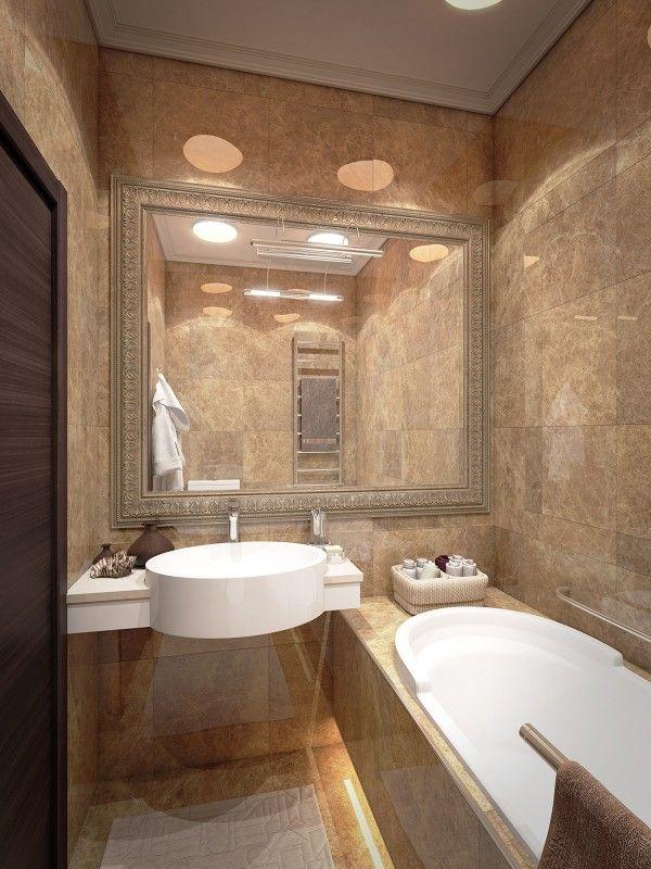 gold-tile-bath