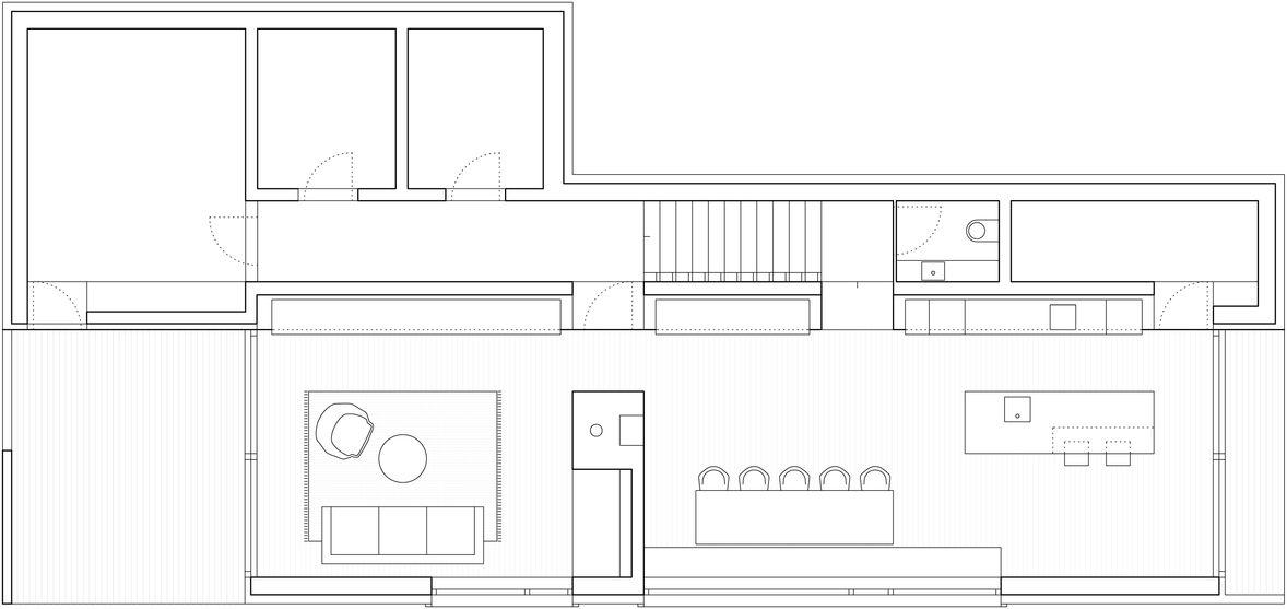 Grundriss einfamilienhaus architekt  Hölzerne Textur: Einfamilienhaus von Innauer Matt Architekten