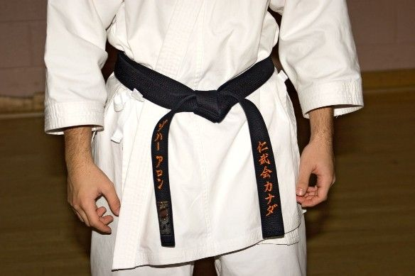 To acquire How to taekwondo wear white belt picture trends