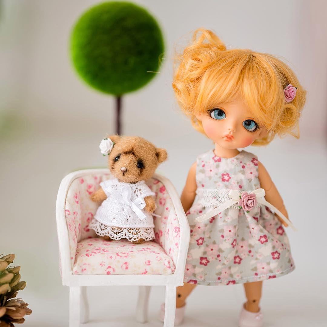 Картинки с добрыми куклами