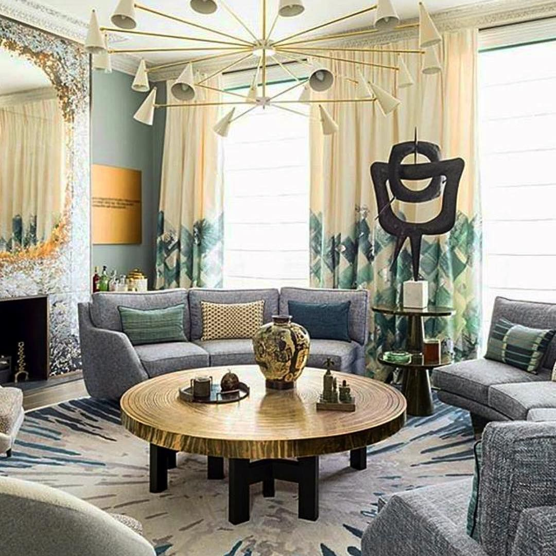 """16 Stunning French Style Living Room Ideas: Inspiration Interior Design By Jean Louis Deniot """" My"""