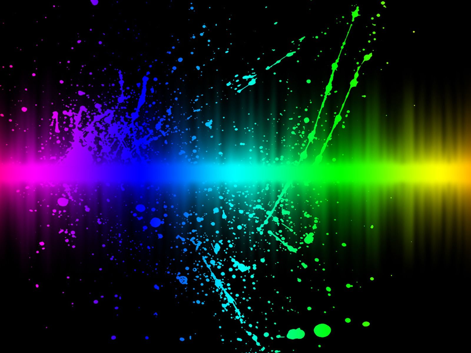 Cool Colors Explosion Wallpaper Abstract High Definition 3d Wallpapers For Desktop 1600 1200 45