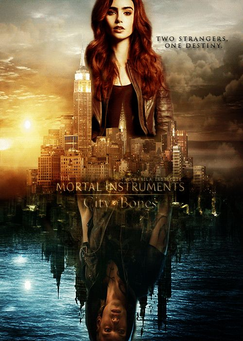 My favorite series by far...The Mortal Instruments! I can't wait until May...City of Heavenly Fire is going to come out!