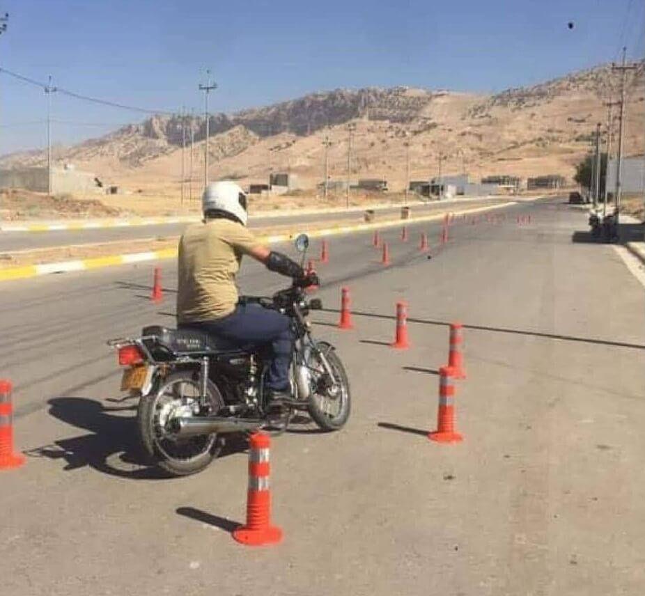 كيفية استخراج رخصة ركوب دراجة بخارية بوحدات المرور 2021 In 2021 Moped Motorcycle Vehicles
