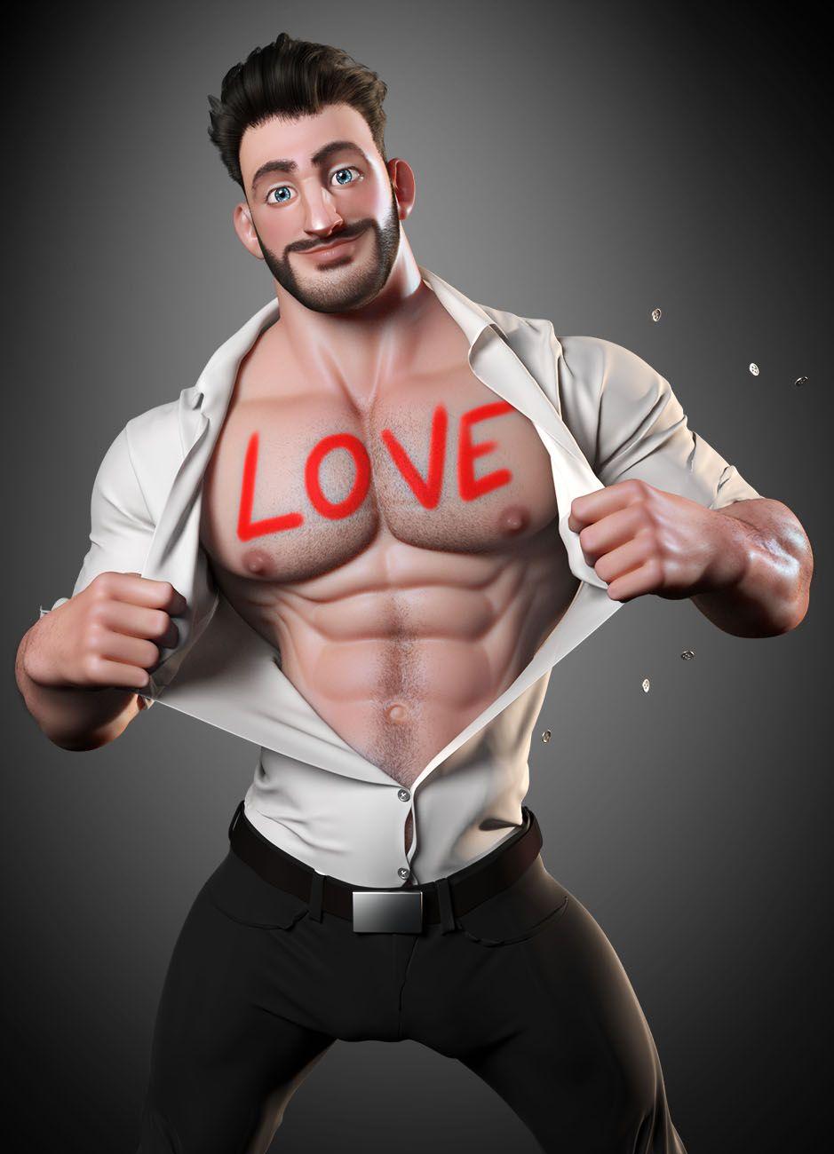 Gay porno muscle culte