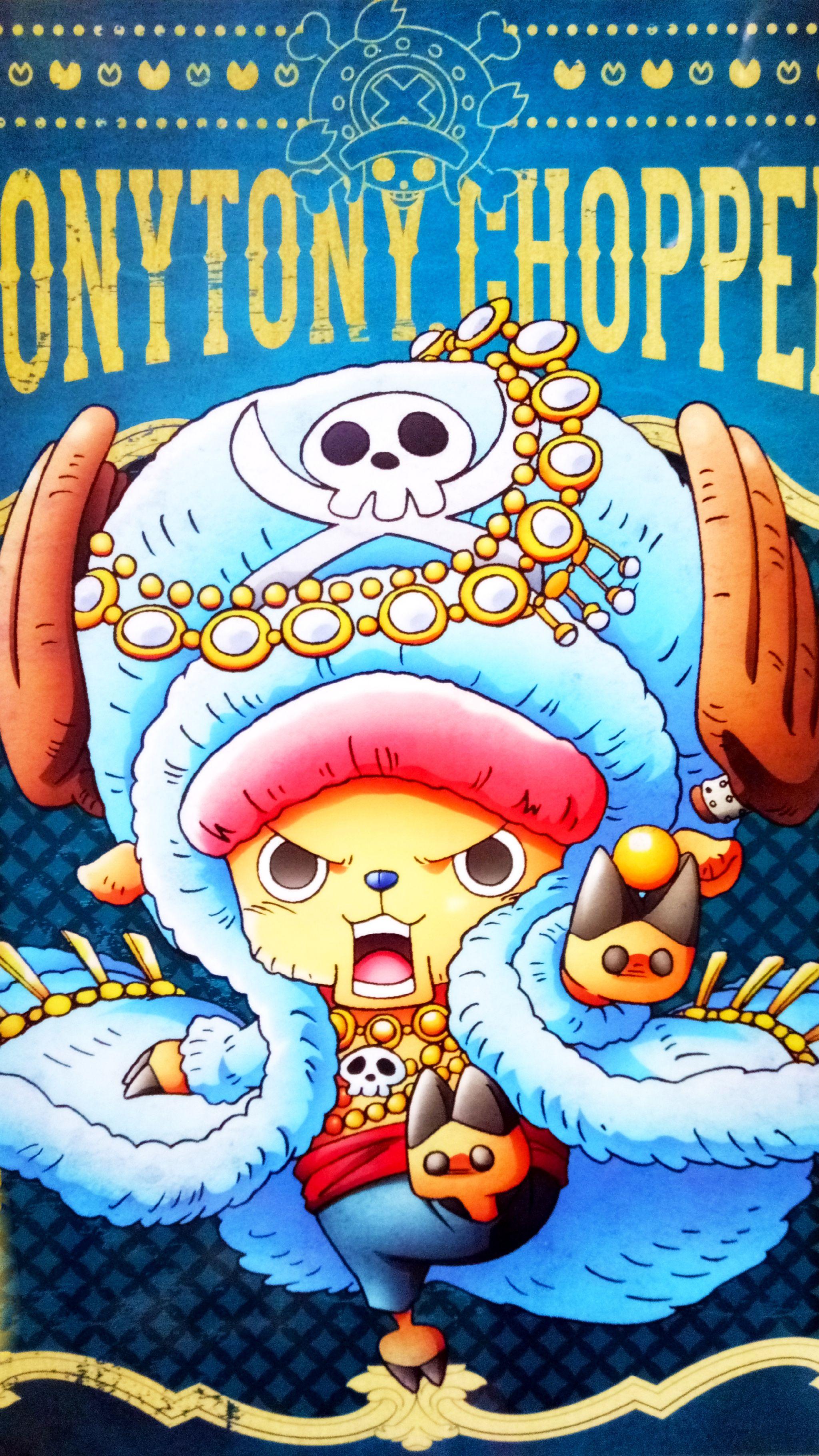 ONE PIECE, Tony Tony Chopper, One Piece Two Years Later