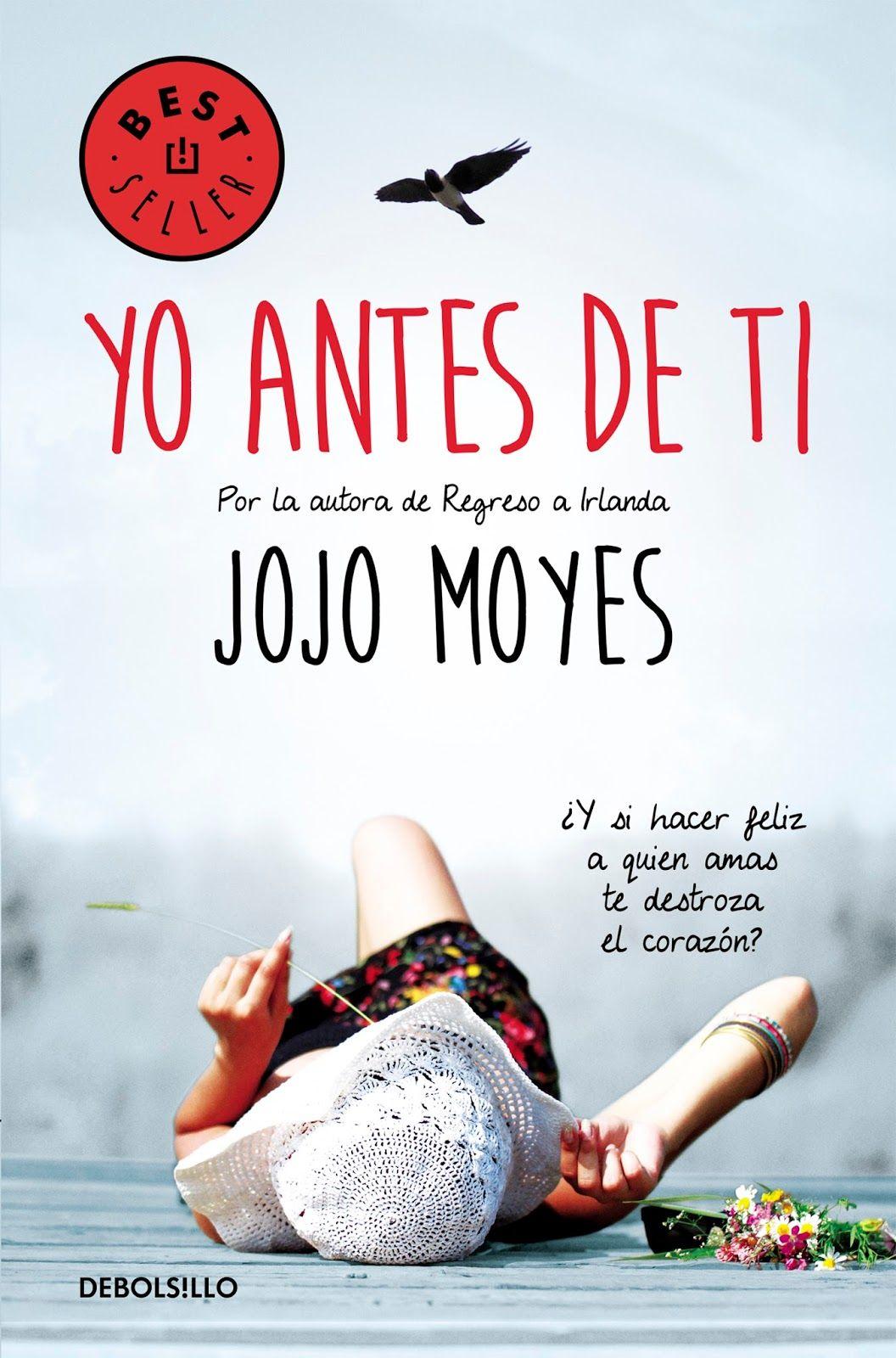 ¡Finalmente tenemos información sobre Después de ti!   Esta novela es la esperada segunda parte de Yo antes de ti  , que Jojo Moyes decidió...