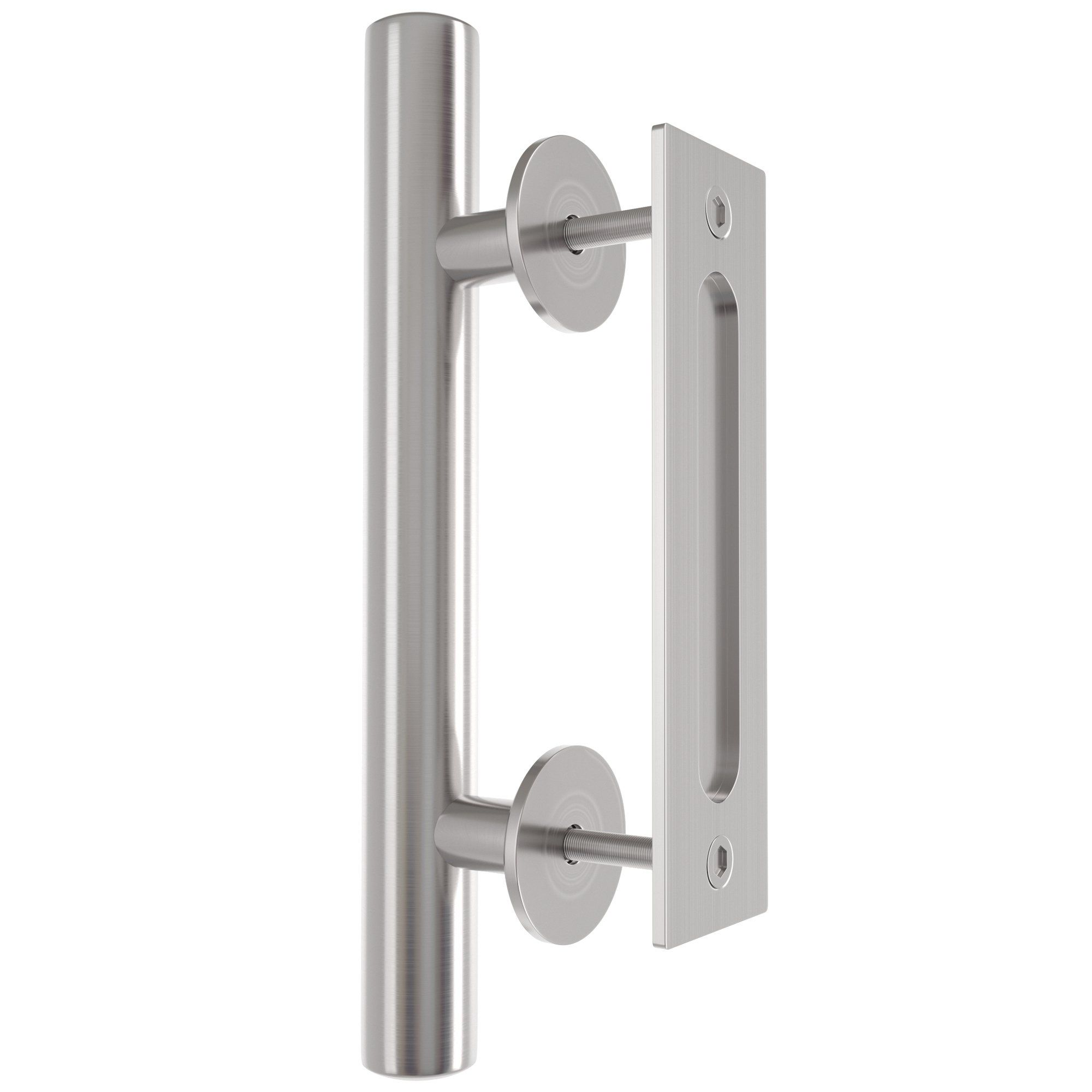 x doors door handles mid with century modern proportions interior
