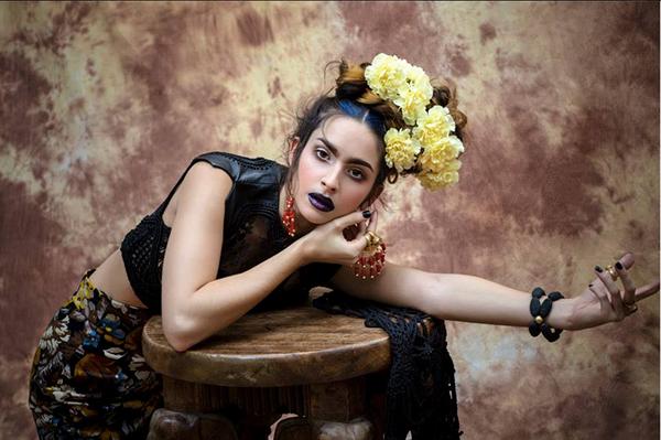 Frida Kahlo by CINQ Artisti, Espressioni