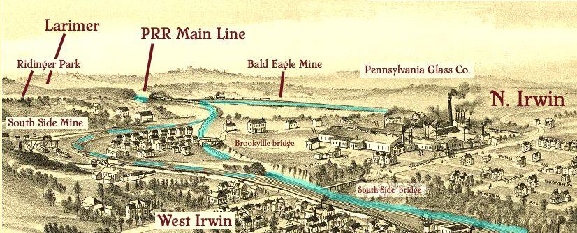 North Irwin Pa 1897