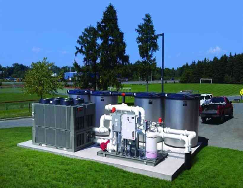 Global Thermal Energy Storage Systems Market Research Report 2019