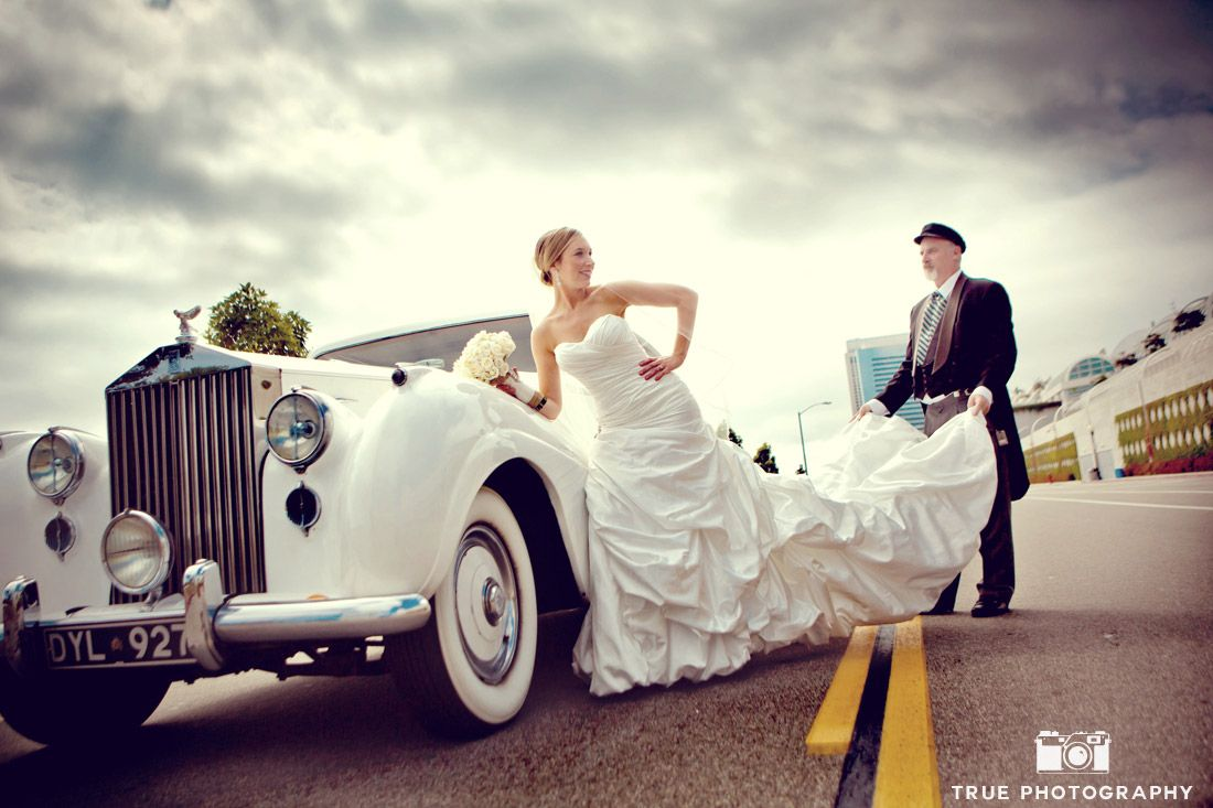 Classic Cars At Weddings Roll On Down The Aisle National