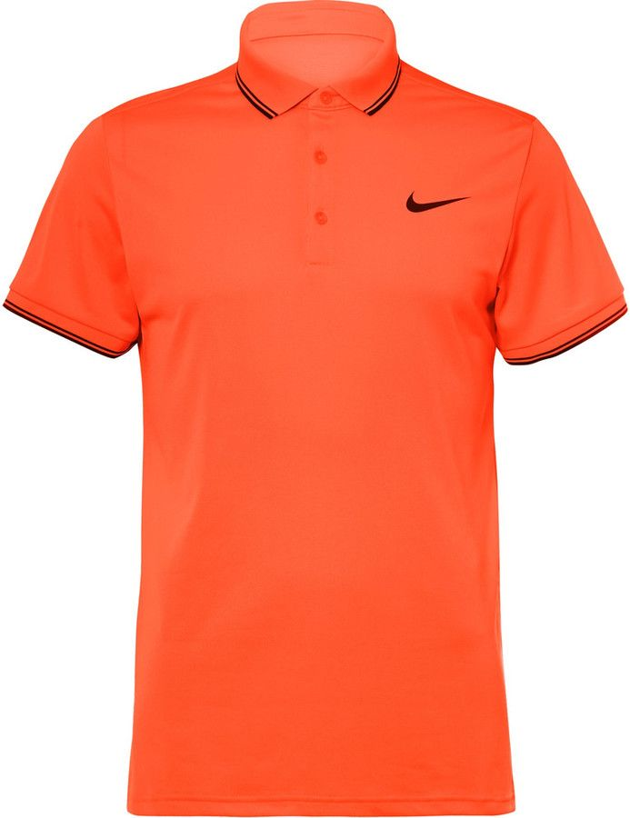 Nike Tennis Court Dri-FIT Piqué Polo Shirt