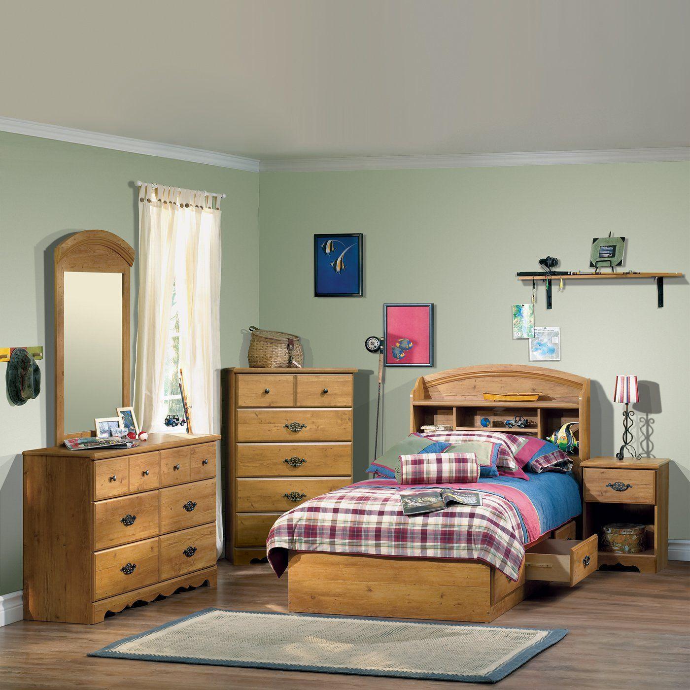 South Shore Furniture 3232 Prairie Mates Kids Bedroom Set Youth Bedroom Furniture Boys Bedroom Furniture Modern Bedroom Furniture South shore bedroom furniture