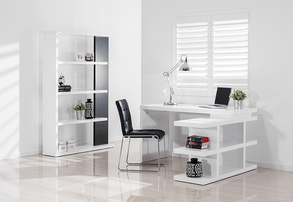 Stratten Mk2 Swivel Desk Super Amart