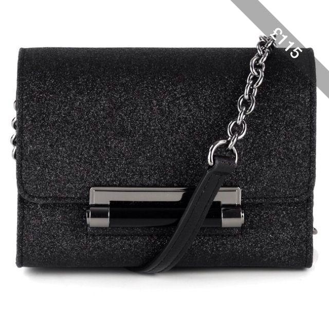 DVF Glitterati Micro Bag