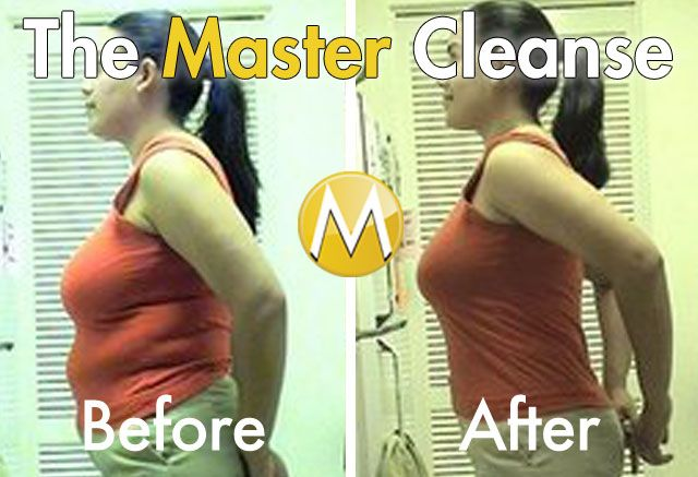 Master Cleanse Before And After Lemonade Diet Master Cleanse