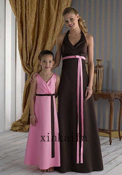 78  images about Bridesmaid dress ideas on Pinterest - Pink brown ...