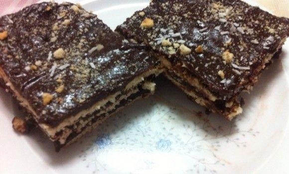عمل حلا الموكا البارد Food Sweets Desserts